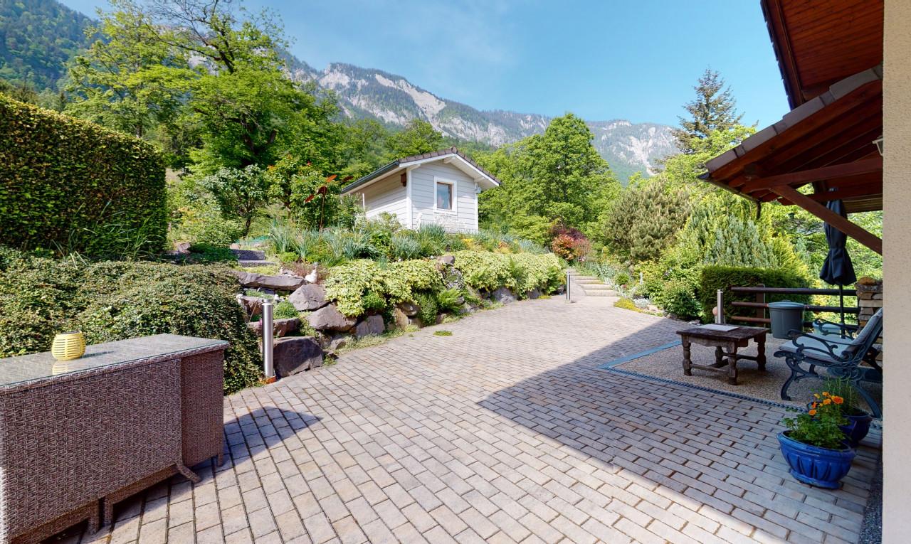 Achetez-le Maison dans Valais Muraz (Collombey)