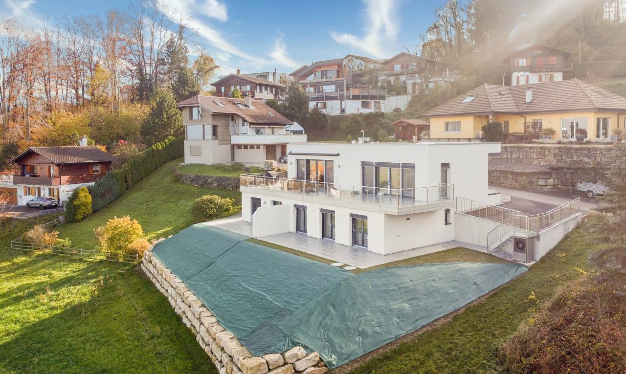 Achetez-le Maison dans Vaud Payerne