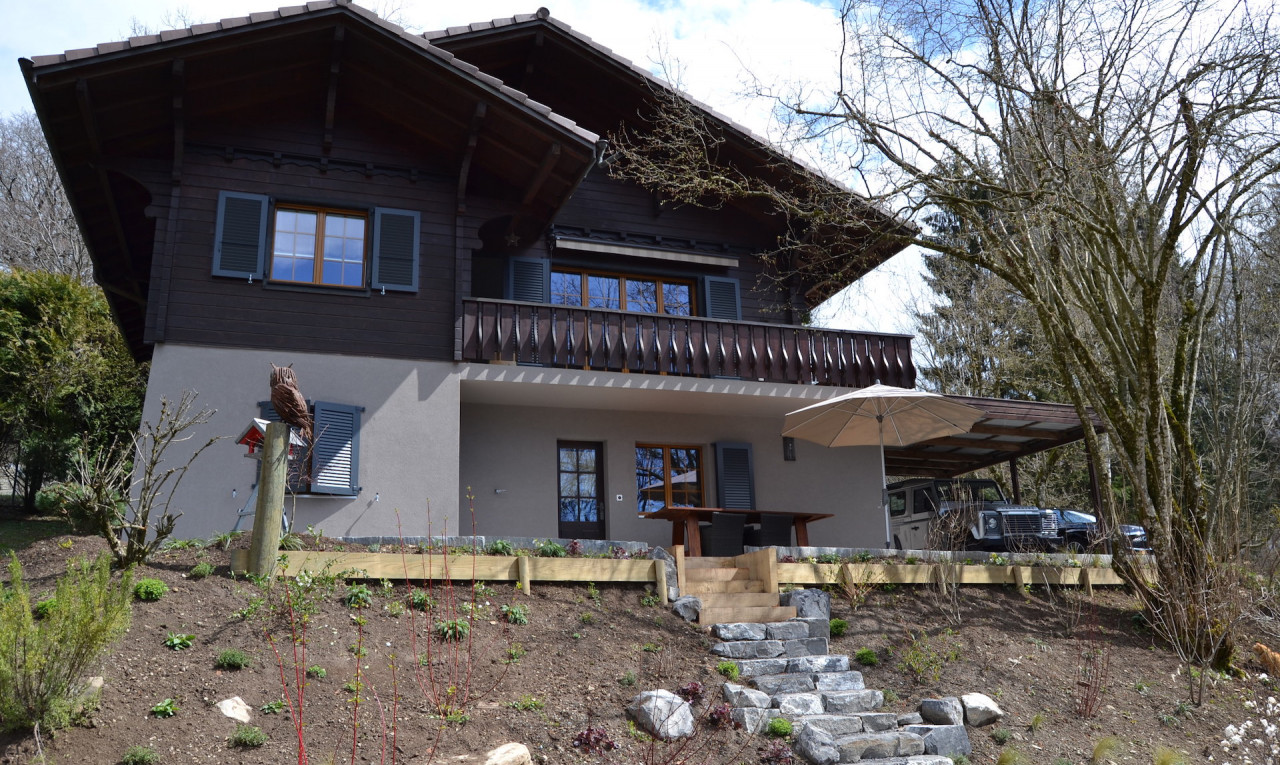 House  for sale in Vaud Jongny