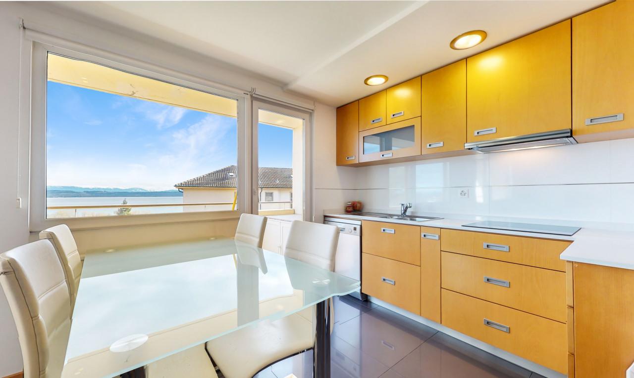 Achetez-le Appartement dans Neuchâtel St-Blaise
