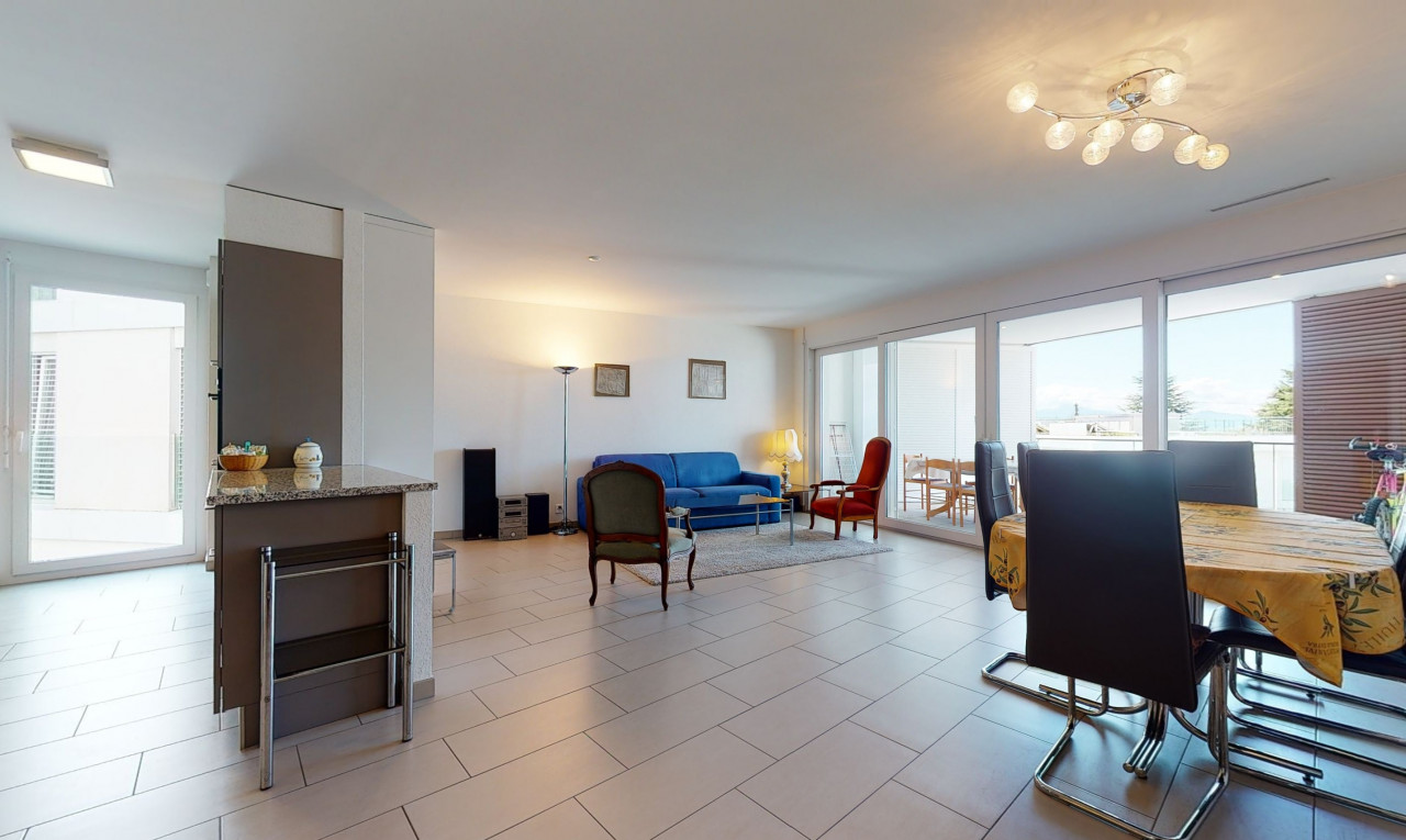 Achetez-le Appartement dans Vaud Le Mont-sur-Lausanne