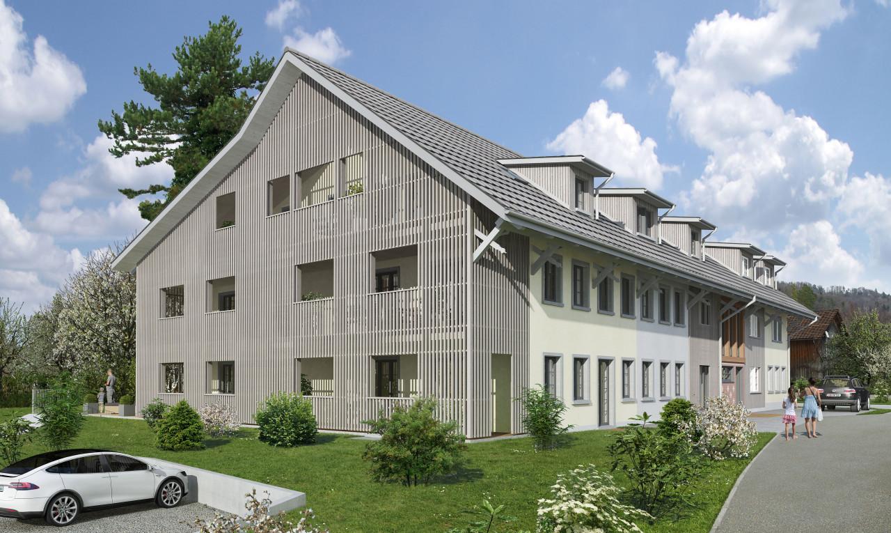 Wohnung zu verkaufen in Zürich Turbenthal