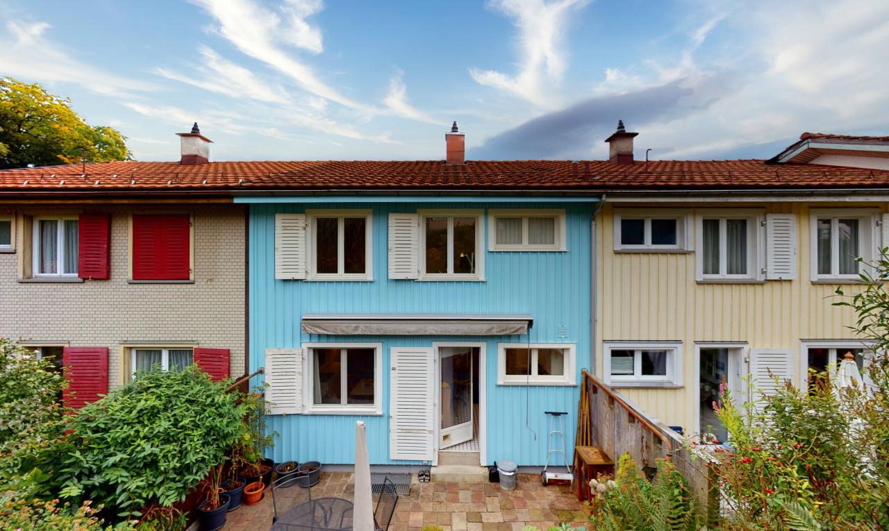 Haus zu verkaufen in St. Gallen St. Gallen