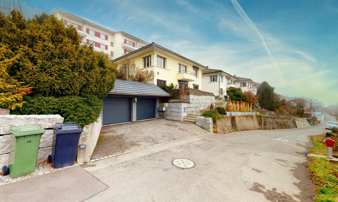 Haus zu verkaufen in Solothurn Grenchen