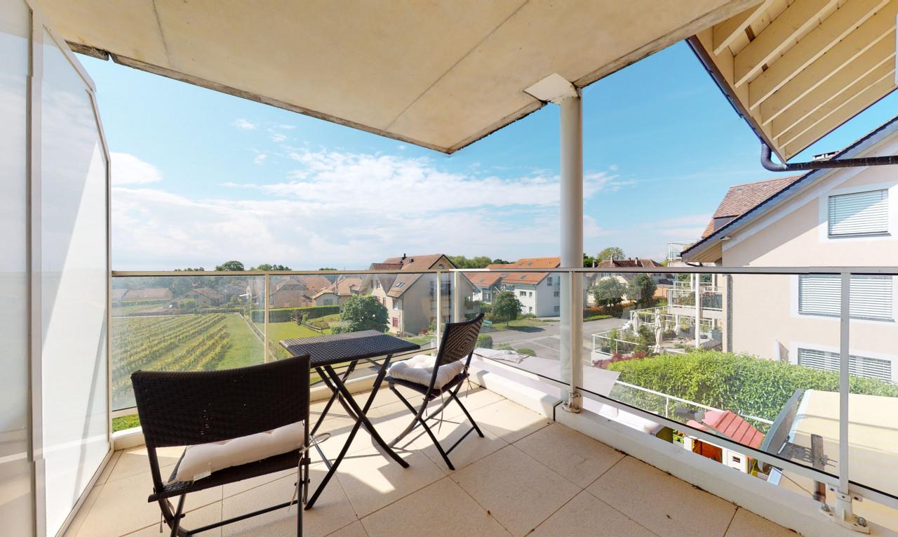 Achetez-le Appartement dans Vaud Féchy