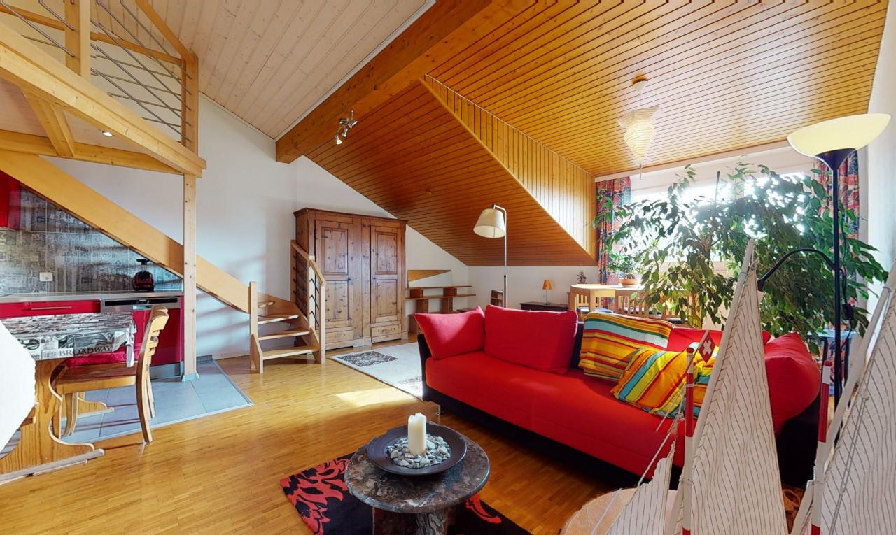 Appartement  à vendre à Vaud Clarens