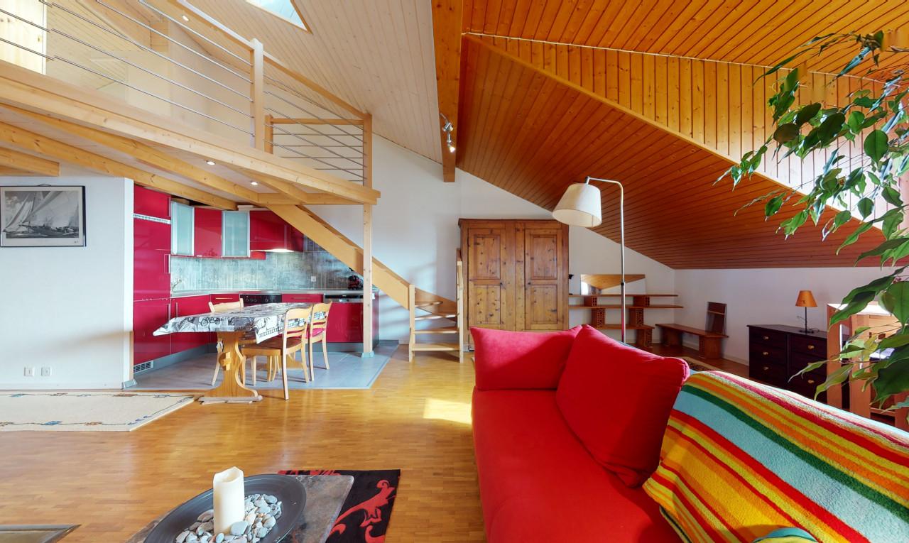 Achetez-le Appartement dans Vaud Clarens