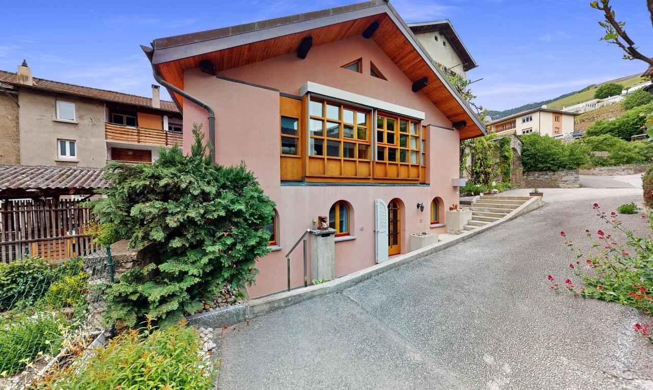 Maison à vendre à Valais Sierre