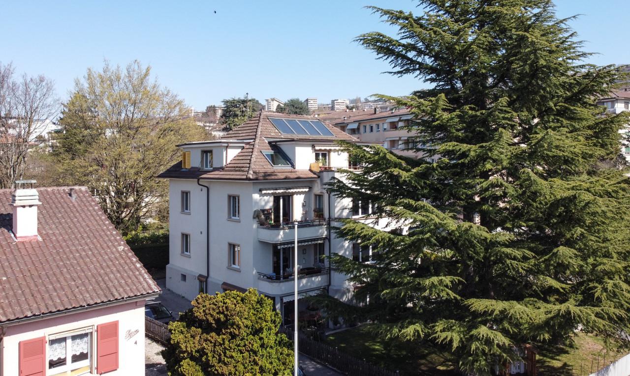 Immeuble de rendement  à vendre à Vaud Prilly