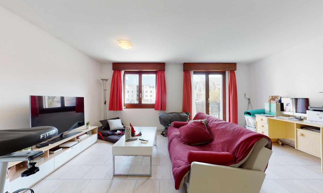 Achetez-le Appartement dans Valais Massongex