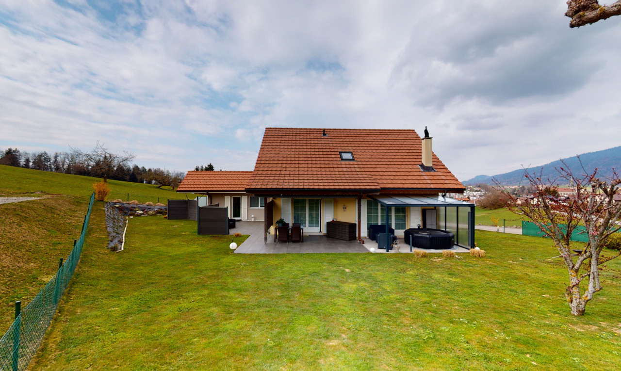House  for sale in Fribourg Châtel-St-Denis