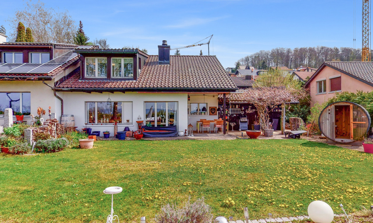 Buy it House in Argovia Widen
