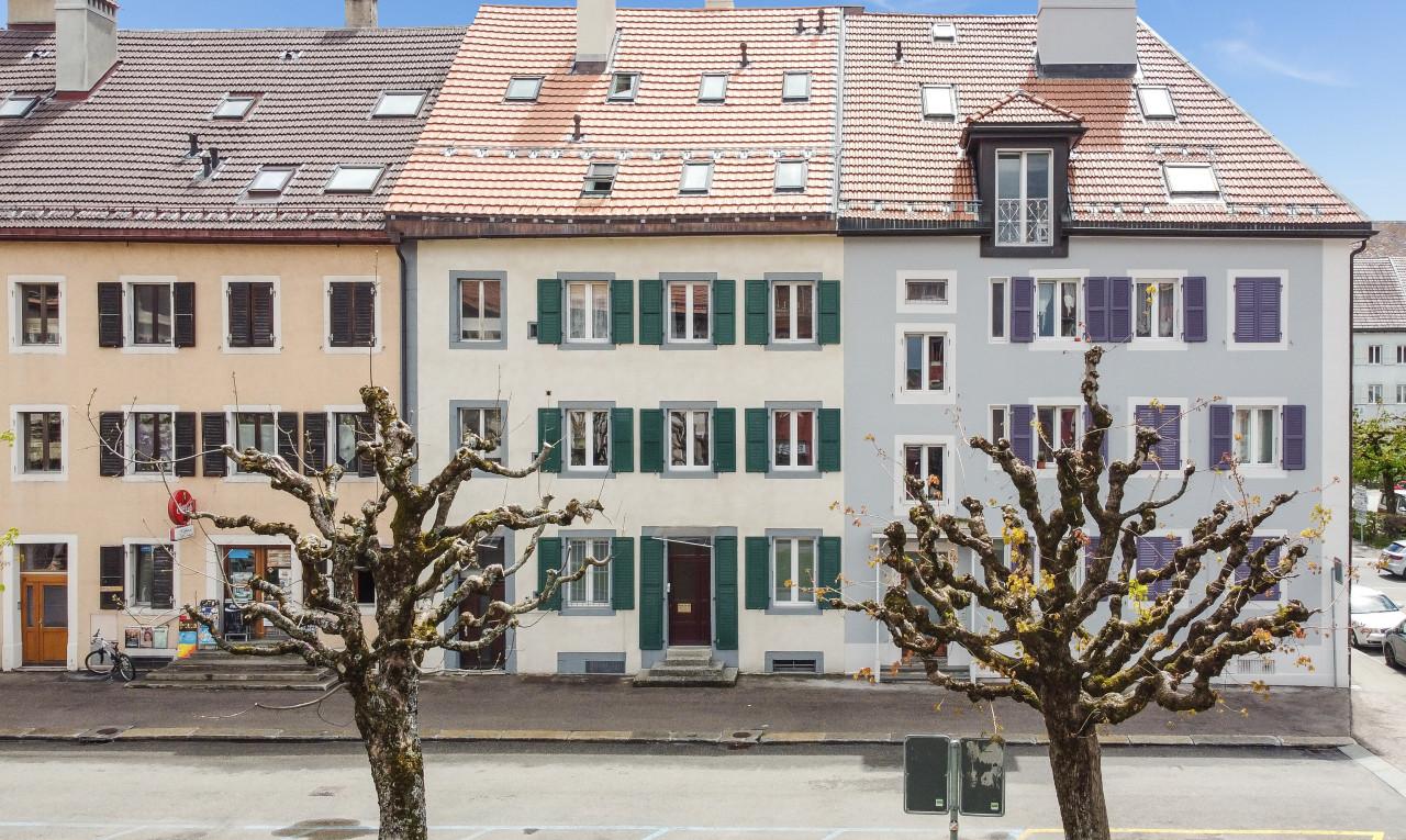 Investment property  for sale in Neuchâtel La Chaux-de-Fonds